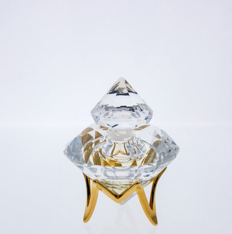 Jewel a Masterpiece by Swarovski for Designer Parfum 1/8 Oz - Airdamour.com