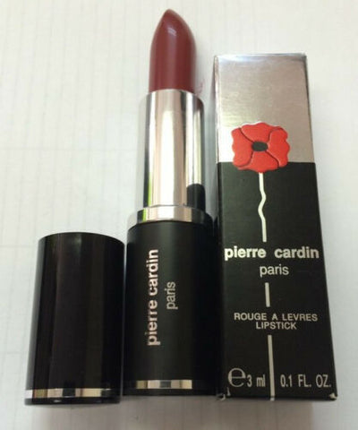 PIERRE CARDIN ROUGE A LEVRES LIPSTICK FRAMBOISE 0.1oz/3ml MADE IN ITALY 3 PACK