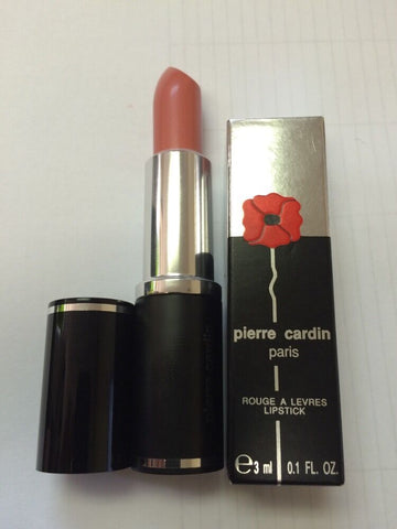 PIERRE CARDIN ROUGE A LEVRES LIPSTICK ROSE 0.1oz/3ml NEW MADE IN ITALY 3 PACK