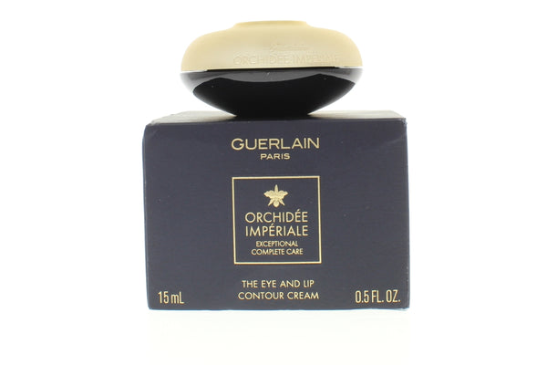 Guerlain Orchidee Imperiale Eye & Lip Contour Cream 0.5 Oz - Airdamour.com