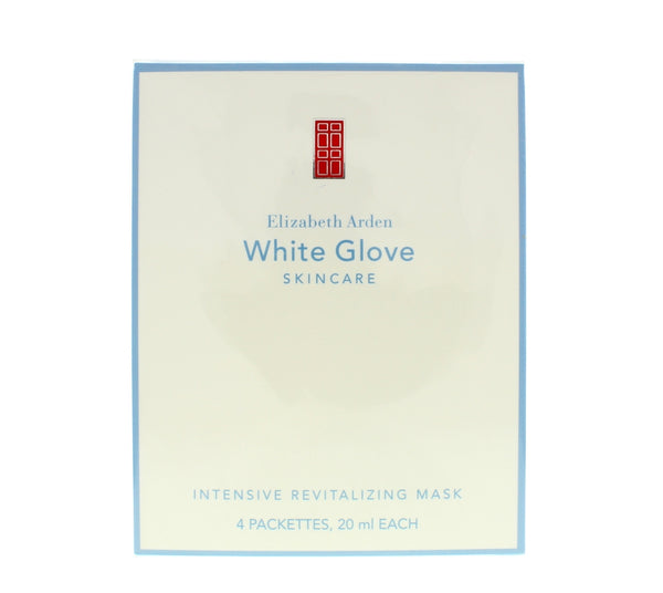 Elizabeth Arden White Glove Skin Care Intensive/revitalizing/mask 4ct 20 Ml - Online Shopping Fragrances, Perfumes & Makeup Airdamour.com