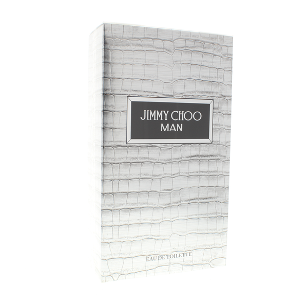 Jimmy Choo Man 6.7 Eau De Toilette Spray - Airdamour.com