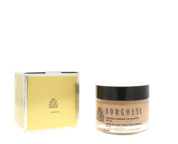 Borghese Virtuale Flawless Makeup Latte-05 1.5 Oz - Online Shopping Fragrances, Perfumes & Makeup Airdamour.com