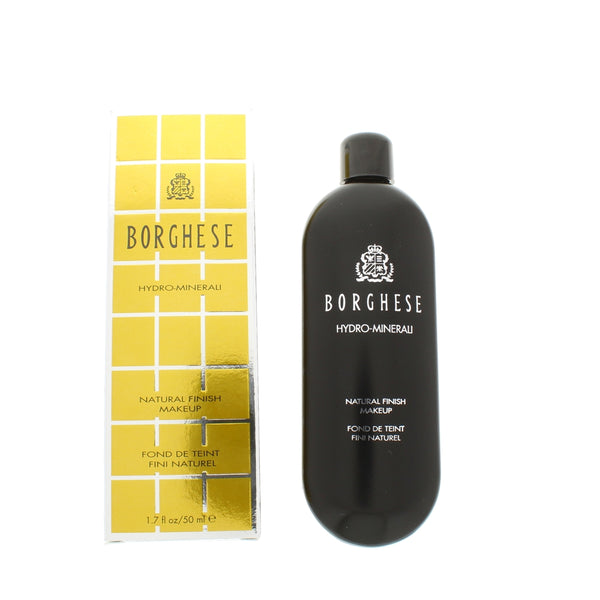Borghese Hydro Minerali Natural Finish Makeup Caramello #5 1.7 Oz - Online Shopping Fragrances, Perfumes & Makeup Airdamour.com