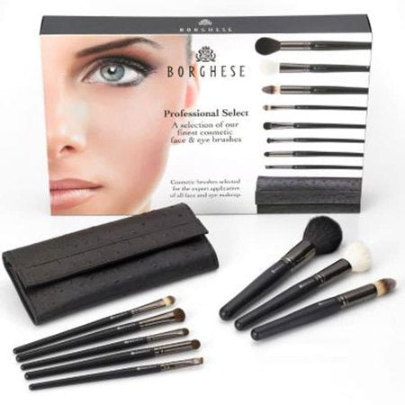 Borghese Professional Select 9-Piece Brush Set - Airdamour.com
