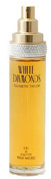 WHITE DIAMONDS by ELIZABETH TAYLOR 3.3 oz / 3.4 oz edt tester - Online Shopping Fragrances, Perfumes & Makeup Airdamour.com