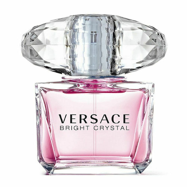 Versace Bright Crystal for Women 3 Oz Edt Spray - Online Shopping Fragrances, Perfumes & Makeup Airdamour.com
