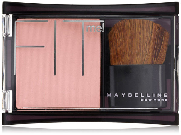 Maybelline Fit Me Pressed Powder Blush - Medium Mauve 3 PACK - Online Shopping Fragrances, Perfumes & Makeup Airdamour.com