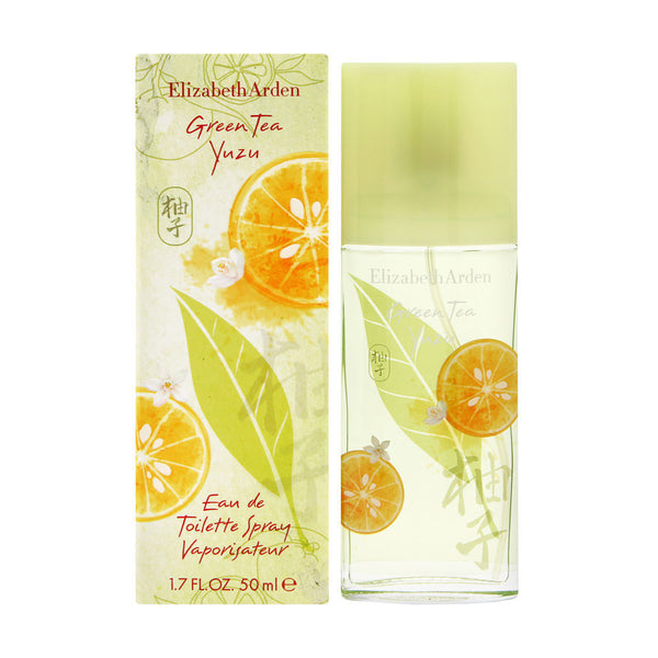 Green Tea Yuzu by Elizabeth Arden for Women 50ml / 1.7oz EDT - Airdamour.com