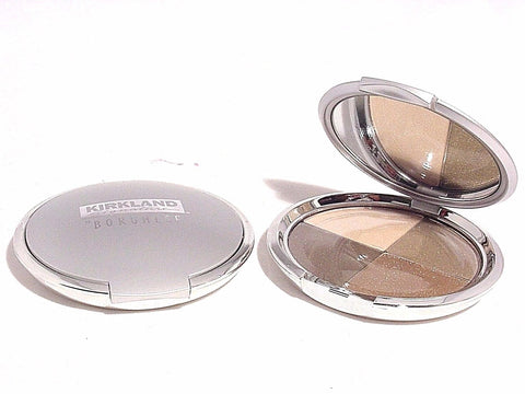 Kirkland Signature by Borghese Eyeshadow Quad Sheer Moss - Airdamour.com