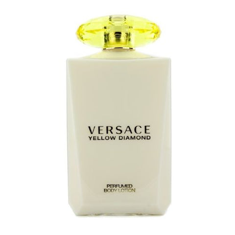 VERSACE YELLOW DIAMOND  6.7 OZ BODY LOTION For Womens - Airdamour.com