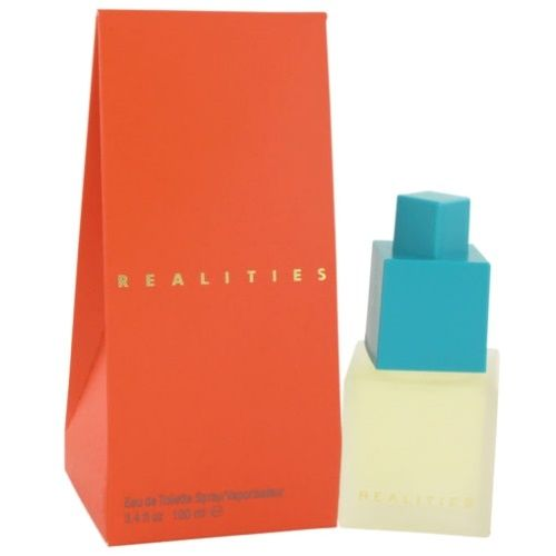 Realities by Liz Claiborne 3.4 oz EDT - Airdamour.com
