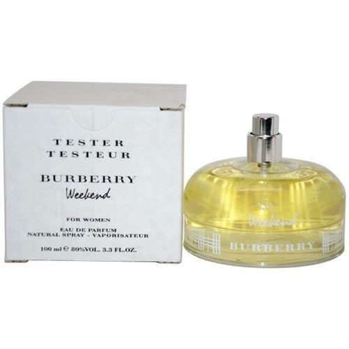 Burberry Weekend By Burberry 3.3 / 3.4 Oz EDP  Tester-For Women - Online Shopping Fragrances, Perfumes & Makeup Airdamour.com