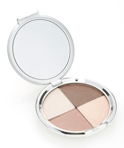 Kirkland Signature by Borghese Eyeshadow Quad Plush Plum - Airdamour.com