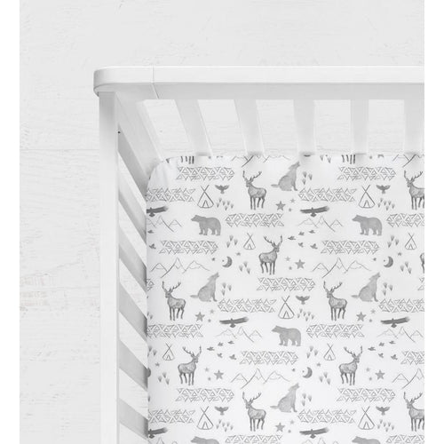 Inspired - Crib Sheet - Les Petits Loulous