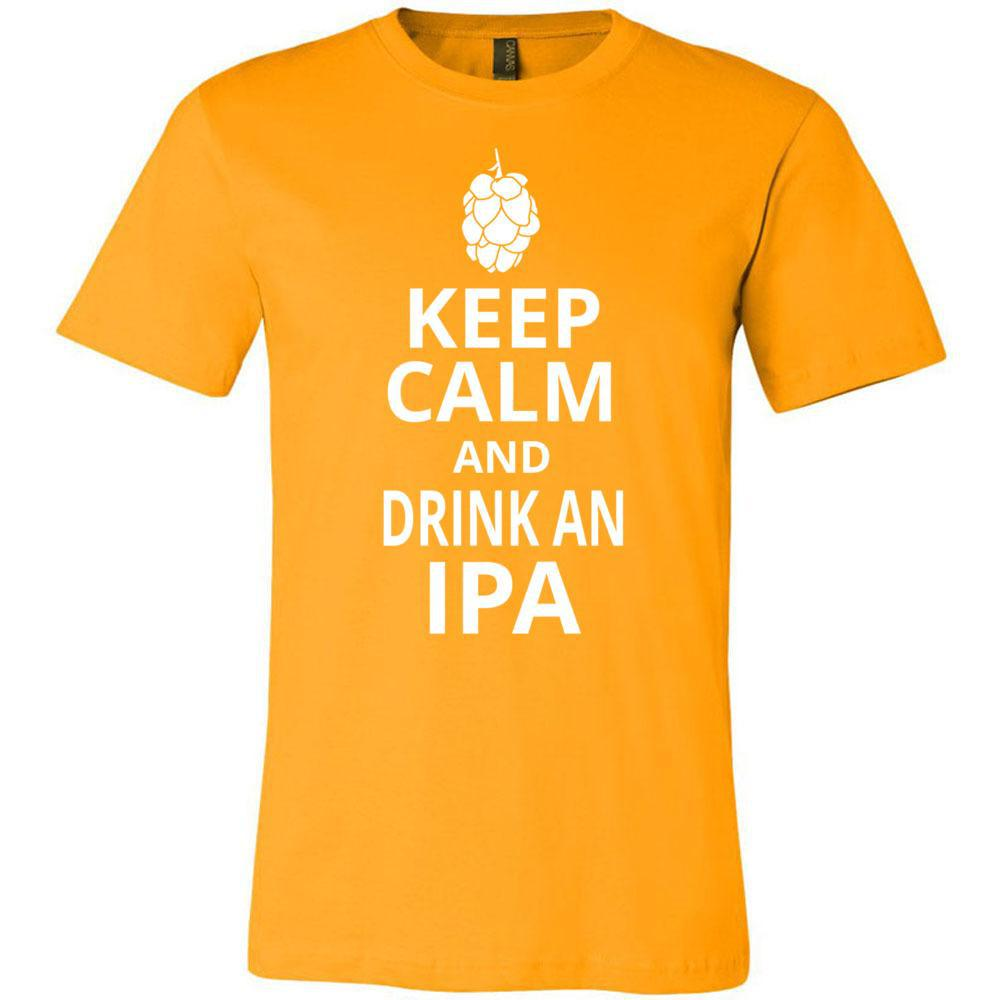 Funny Drinking Shirt For Men, Bella Canvas -  Short Sleeve Jersey Tee, T-Shirts, Whip Me Wear Fashion & T-Shirts