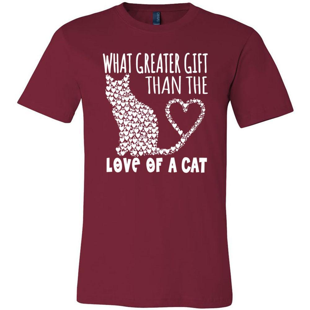 94 Love Of A Cat T Shirt Bella Canvas - Unisex Short Sleeve Jersey Tee, T-Shirts, Whip Me Wear Fashion & T-Shirts