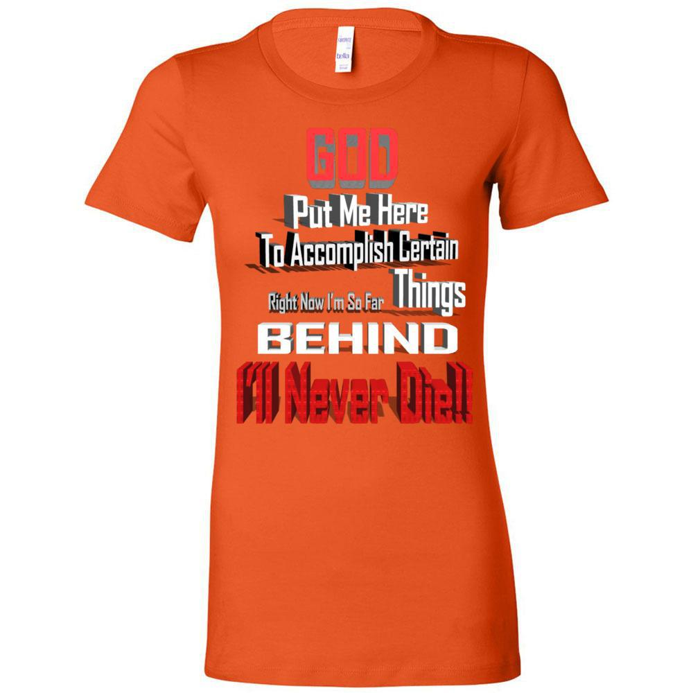 God Funny Meme Bella Canvas - Women's The Favorite Tee, T-Shirts, Whip Me Wear Fashion & T-Shirts