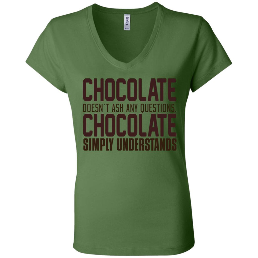 Chocolate Understands Shirt 390, T-Shirts, Whip Me Wear Fashion & T-Shirts