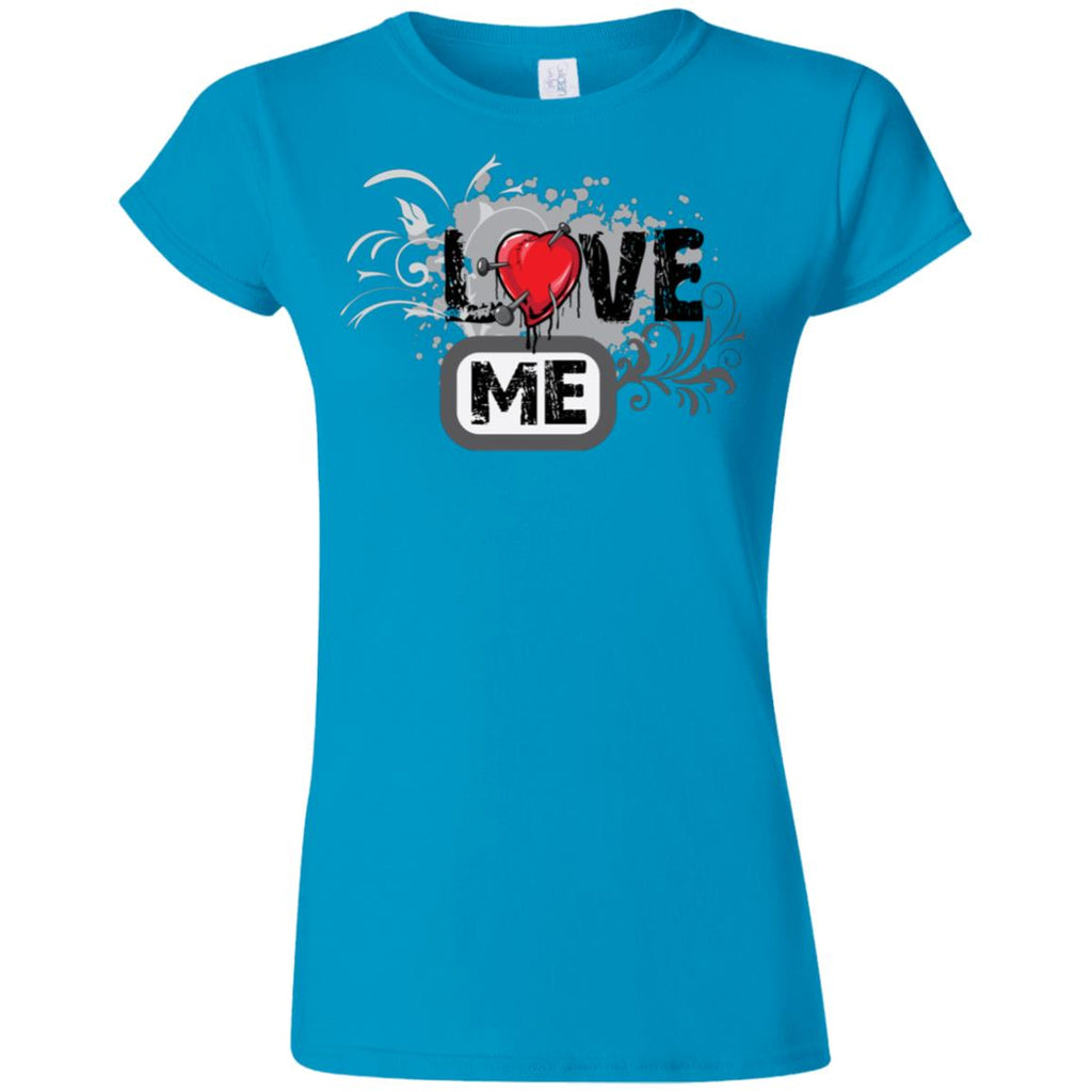 G640L Gildan Softstyle Ladies' T-Shirt, T-Shirts, Whip Me Wear Fashion & T-Shirts