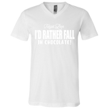 Forget Love Fall In Chocolate Shirt 102, T-Shirts, Whip Me Wear Fashion & T-Shirts