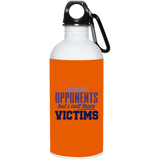 270 Opponents Victims 23663 20 oz. Stainless Steel Water Bottle, Drinkware, Whip Me Wear Fashion & T-Shirts