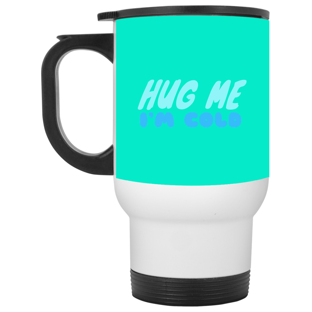 649 XP8400W White Travel Mug, Drinkware, Whip Me Wear Fashion & T-Shirts
