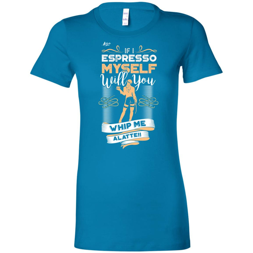 Espresso Yourself Funny Coffee T-shirt, T-Shirts, Whip Me Wear Fashion & T-Shirts