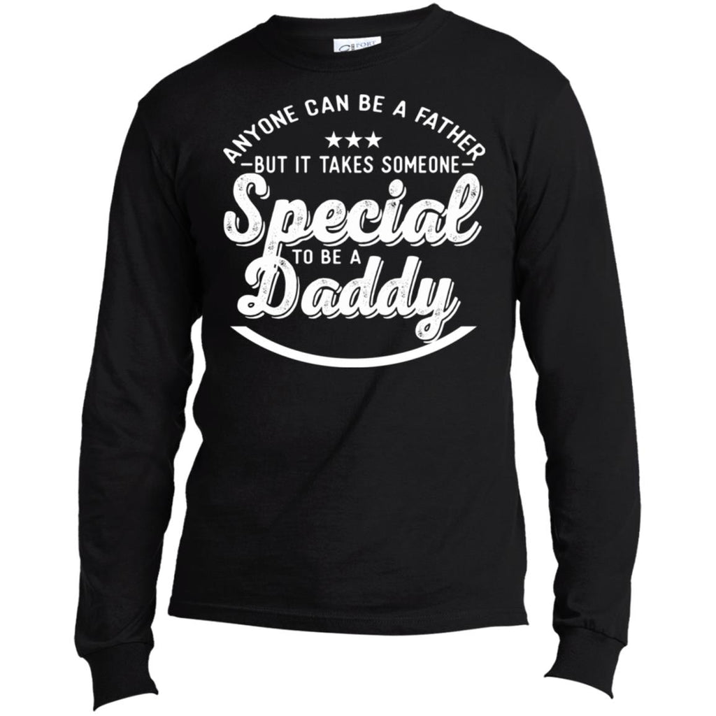 233 Special Daddy USA100LS Port & Co. LS Made in the US T-Shirt, T-Shirts, Whip Me Wear Fashion & T-Shirts