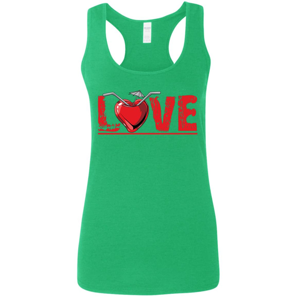 G645RL Gildan Ladies' Softstyle Racerback Tank, T-Shirts, Whip Me Wear Fashion & T-Shirts