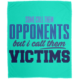 270 Opponents Victims DP1726 Large Velveteen Micro Fleece Blanket - 50x60, Blankets, Whip Me Wear Fashion & T-Shirts