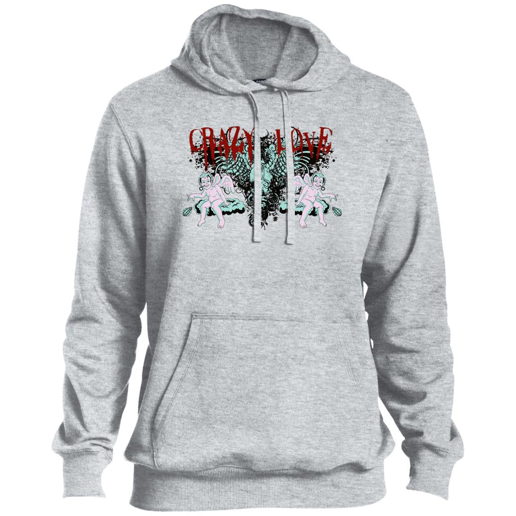 Vt23 Crazy Love TST254 Sport-Tek Tall Pullover Hoodie, Sweatshirts, Whip Me Wear Fashion & T-Shirts