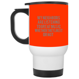 349 XP8400W White Travel Mug, Drinkware, Whip Me Wear Fashion & T-Shirts