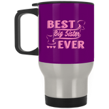 546 XP8400S Silver Stainless Travel Mug, Drinkware, Whip Me Wear Fashion & T-Shirts