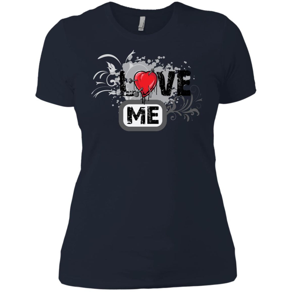 L2 Love Me NL3900 Next Level Ladies' Boyfriend T-Shirt, T-Shirts, Whip Me Wear Fashion & T-Shirts