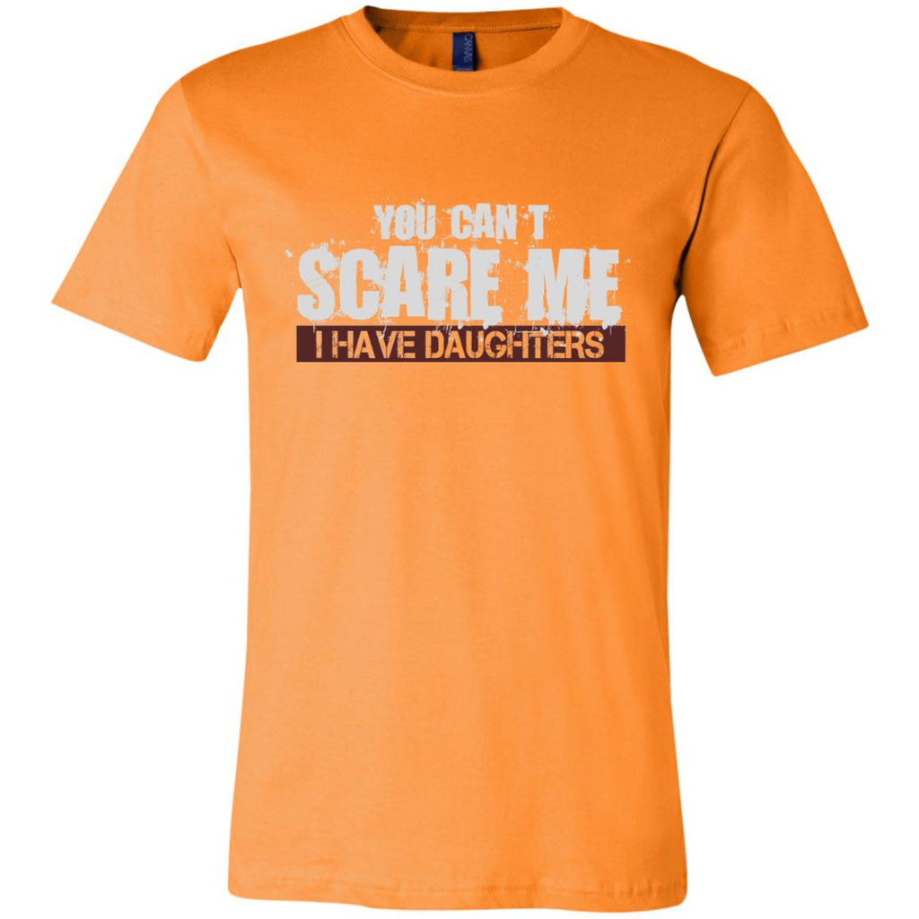 691 I Have Daughters 3001C Bella + Canvas Unisex Jersey Short-Sleeve T-Shirt, T-Shirts, Whip Me Wear Fashion & T-Shirts