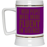 789 22217 Beer Stein 22oz., Drinkware, Whip Me Wear Fashion & T-Shirts