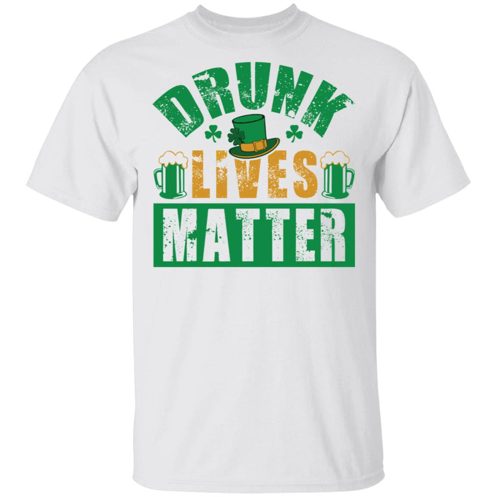 Drunk Lives Matter D1584, T-Shirts, Whip Me Wear Funny T Shirts