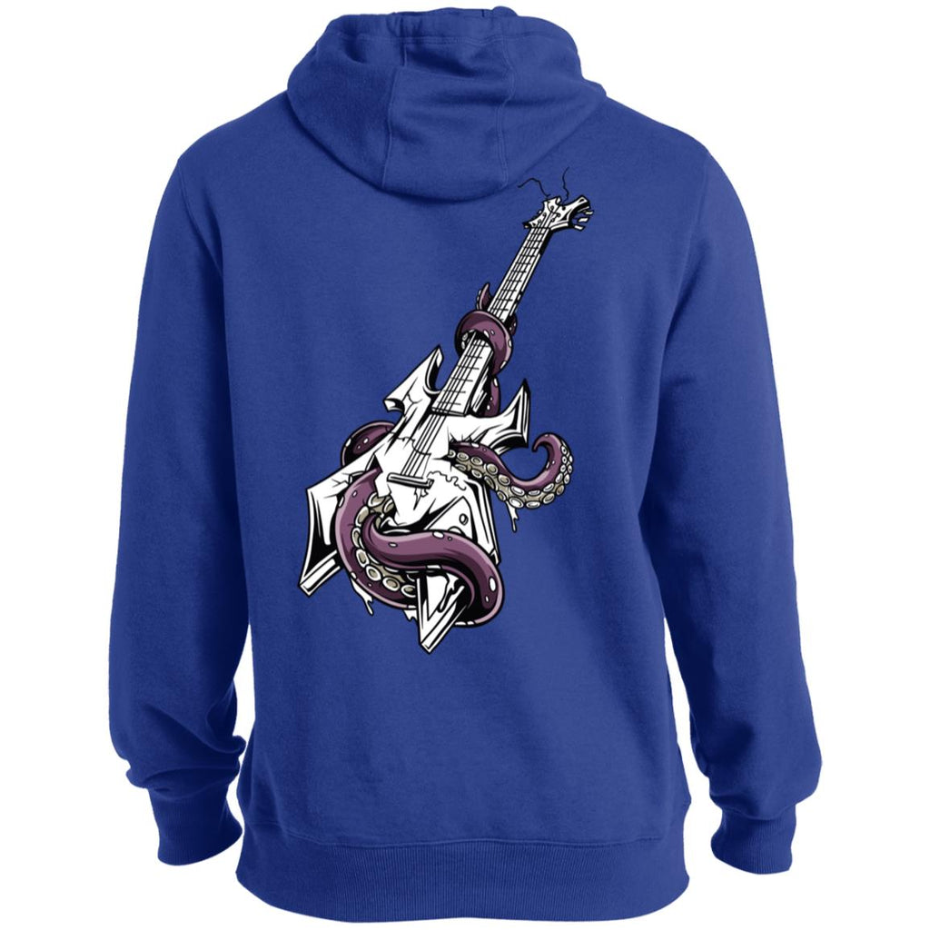 D641 Octo Guitar TST254 Sport-Tek Tall Pullover Hoodie, Sweatshirts, Whip Me Wear Fashion & T-Shirts