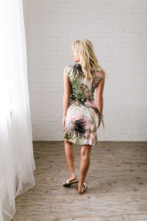 Almost Paradise Dress With A Twist