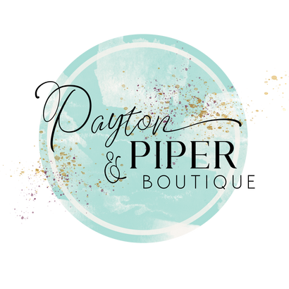 Payton & Piper Boutique | An Elevated Casual Clothing Boutique