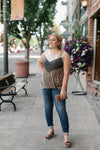 Cheetah On The Dunes Sleeveless Top-[option4]-[option5]-[option6]-[option7]-[option8]-Womens-Clothing-Shop
