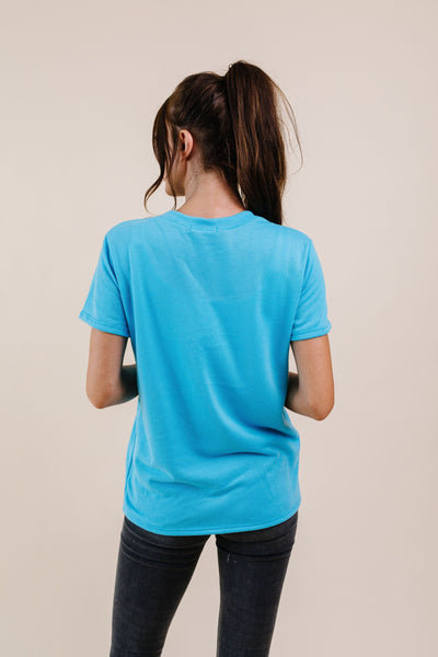 To Lounge Or Bike Top In Aqua-[option4]-[option5]-[option6]-[option7]-[option8]-Womens-Clothing-Shop