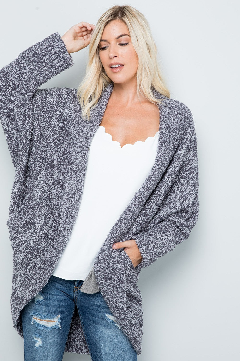 Snuggle Up Cardi * Pre Order ETA late October *-[option4]-[option5]-[option6]-[option7]-[option8]-Womens-Clothing-Shop
