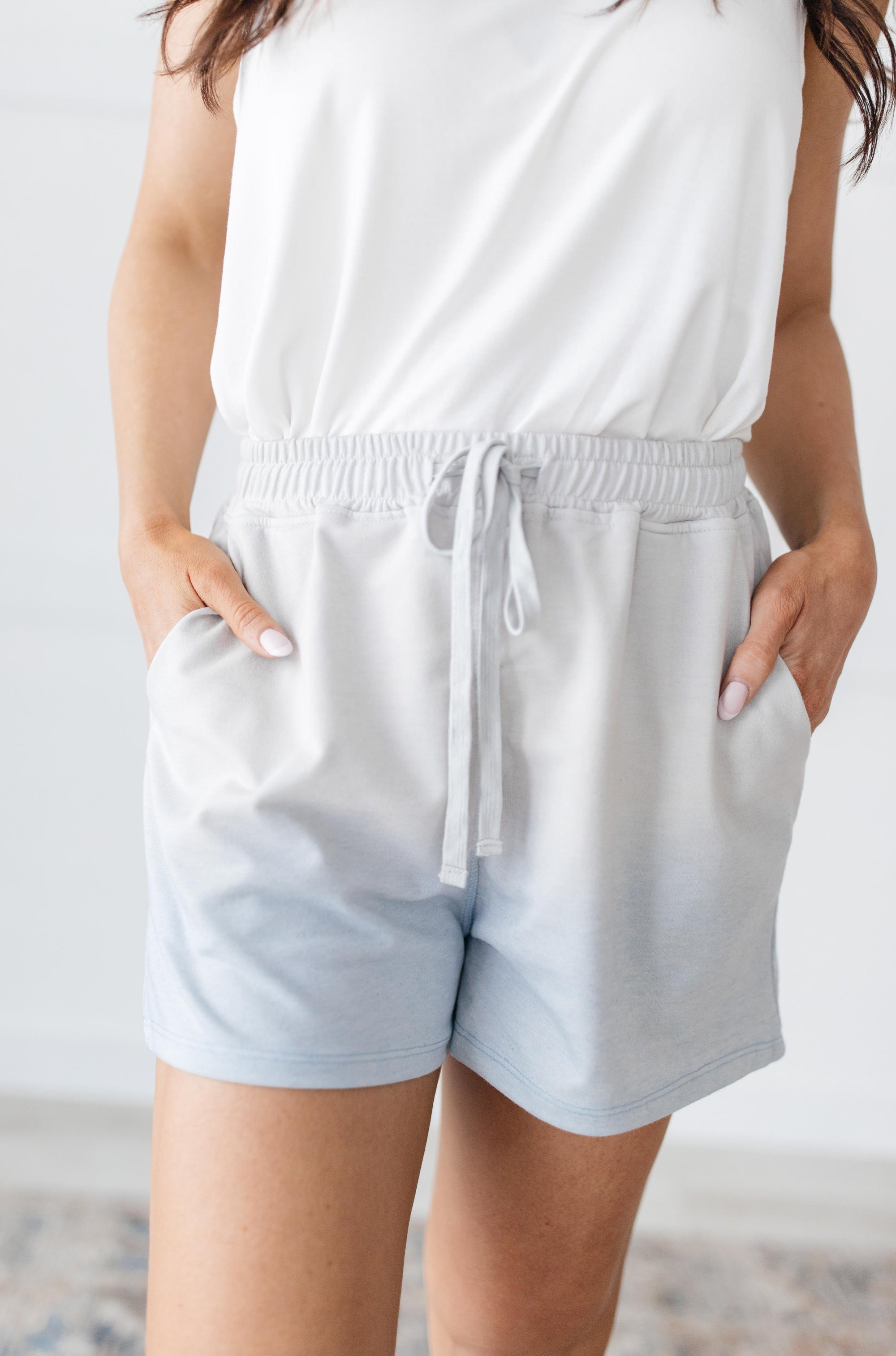 A Hint Of Melting Shorts-[option4]-[option5]-[option6]-[option7]-[option8]-Womens-Clothing-Shop