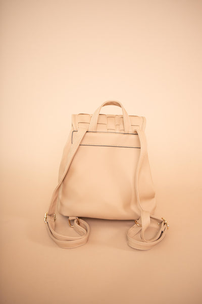 Grab N Go Vegan Leather Backpack-[option4]-[option5]-[option6]-[option7]-[option8]-Womens-Clothing-Shop