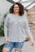 In Line Sweater in Heather Gray-[option4]-[option5]-[option6]-[option7]-[option8]-Womens-Clothing-Shop
