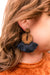 Stay Boho Earrings in Navy-[option4]-[option5]-[option6]-[option7]-[option8]-Womens-Clothing-Shop