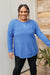 Sadie's Simple Sweater in Blue-[option4]-[option5]-[option6]-[option7]-[option8]-Womens-Clothing-Shop