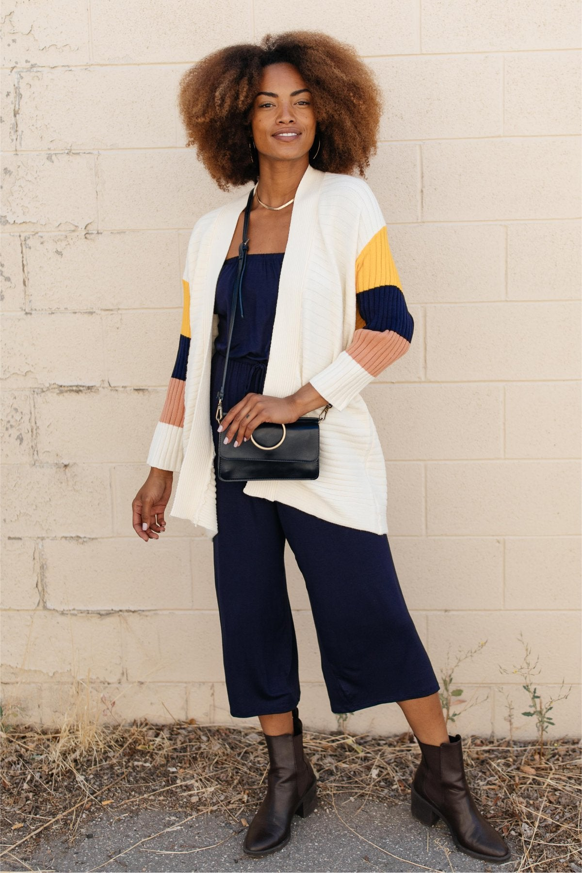 Sleeve Your Mark Cardigan-[option4]-[option5]-[option6]-[option7]-[option8]-Womens-Clothing-Shop
